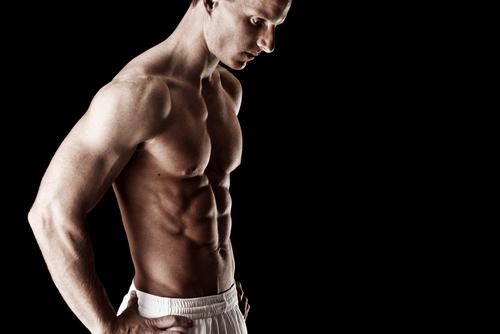 Male muscle